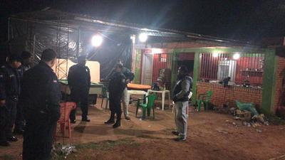 Tres heridos durante balacera en una cancha de vóley en Pdte. Franco