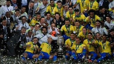 Reinado de Brasil es puesto en duda por Messi