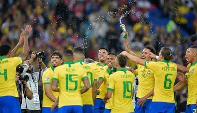Brasil gana la Copa América luego de 12 años