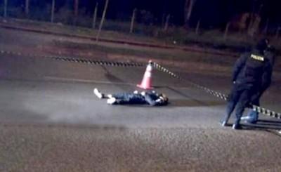 Motociclista muere al ser embestido por hijo de concejal esteña
