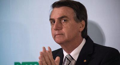 Jair Bolsonaro, con la peor evaluación desde Collor de Mello, según una encuesta