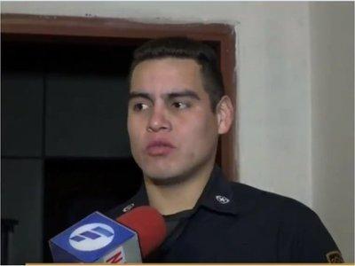 Policía reclama a fiscal por liberar a presunto delincuente