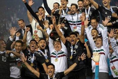 El 'Tata', campeón de la Copa de Oro con México