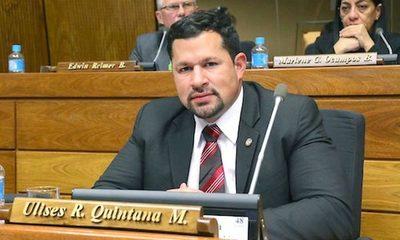 Ulises Quintana, libre