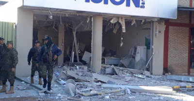 GRUPO TIPO COMANDO GENERÓ TERROR EN SAN PEDRO