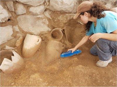 Arqueólogos descubren ciudad de la época del rey David