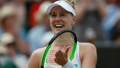 Riske elimina a la uno del mundo en Wimbledon