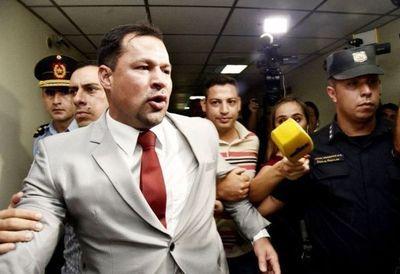 Jueza otorga libertad al diputado Ulises Quintana