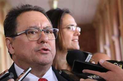 Versiones hablan del cambio de José Alberto Alderete en Itaipu