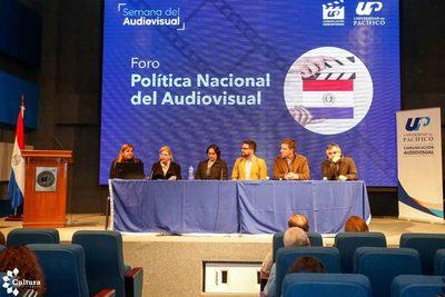 Realizaron foro sobre Política Nacional de Audiovisual