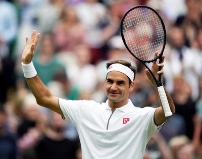 Federer aplasta a Berrettini y está en cuartos