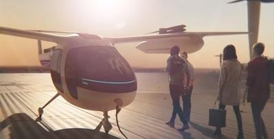 Uber presenta servicio de viaje en helicóptero