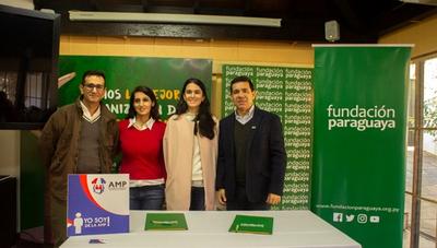 Fundación Paraguaya ofrece cursos de gestión financiera a microemprendedoras
