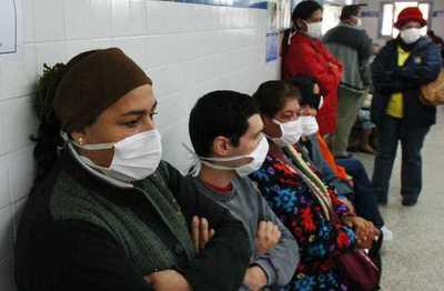 Se registra leve descenso de consultas por cuadros respiratorios