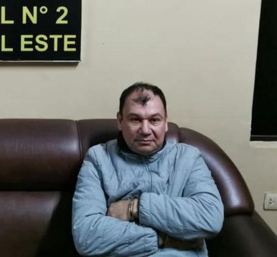 SENAD detiene a financista de estructura narco en Ciudad del Este