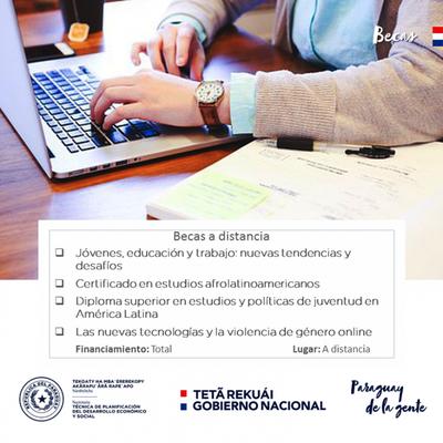 OEA ofrece becas a distancia para profesionales en ciencias sociales