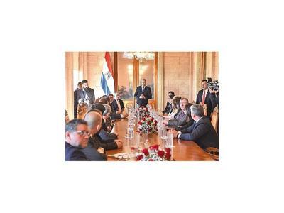 Equipo negociador brinda informe sobre acuerdo Mercosur con la Unión Europea
