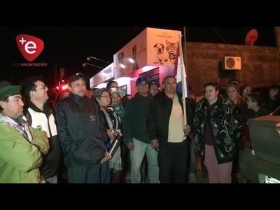 CASO MORDEDURA DE PERRO: VECINOS SE MANIFIESTAN FRENTE A LA COMISARÍA DE SAN ISIDRO