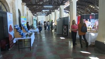 Unas 45 micro, pequeñas y medianas empresas participan de Expo Mipymes Teeté