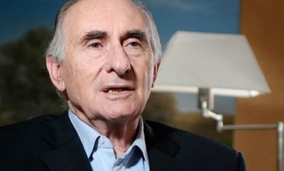 Murió el ex presidente argentino Fernando de la Rúa