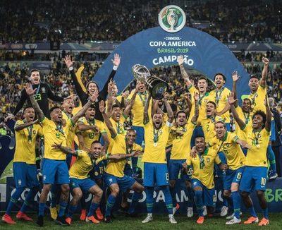 Números que dejó la Copa América