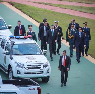 Entregan nuevas patrulleras para fortalecer la seguridad ciudadana