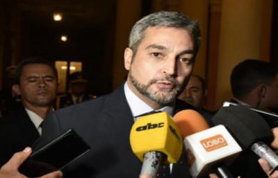 """¿Resignación oficial ante posible huida de Arrom y Martí? Abdo dice: """"No nos extrañaría, siempre su conducta fue huir"""""""