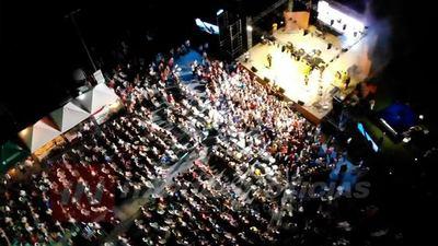 FESTIVAL NACIONAL DEL CHIPÁ YA TIENE FECHA Y SE EXTENDERÁ POR DOS DÍAS