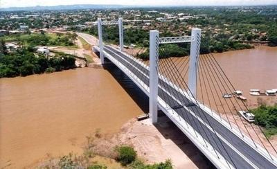 HOY / Licitan el nuevo puente con Brasil: US$ 75 millones puesto por Itaipú, acabará en 2023