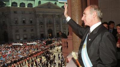Duelo de tres días para Argentina por fallecimiento de expresidente