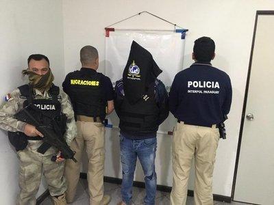 Extraditan a paraguayo investigado por tráfico de drogas en Brasil
