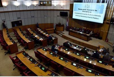 Abdistas, cartistas y llanistas se reparten comisiones del Senado