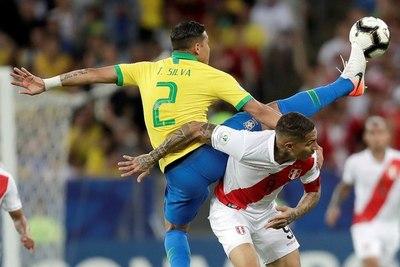 La Conmebol presenta el 11 ideal de la Copa América 2019