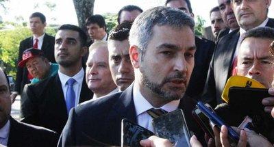 """Marito dice que le hacen """"lucha frontal"""" al crimen organizado"""