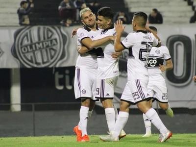 Olimpia superó a Limpeño y avanzó en la Copa Paraguay