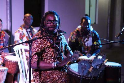 """Concierto """"Paraguaýpe"""" reúne a artistas de Paraguay y Senegal"""