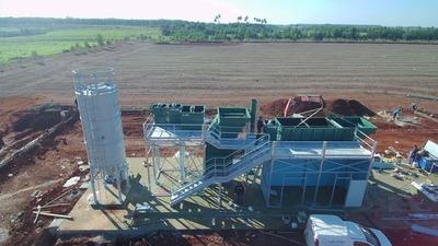 Primera planta de lixiviados en el Alto Paraná operará desde agosto