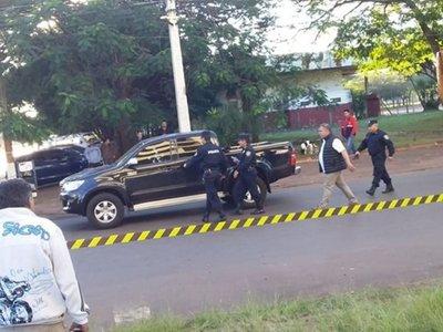 Matan a tiros a coordinador académico de una universidad de Pedro Juan