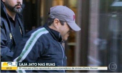 En Río de Janeiro, arrestaron a operador de Messer