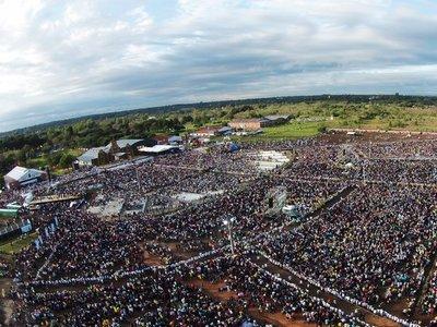 Las 10 curiosidades de la visita del papa Francisco a Paraguay
