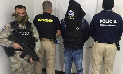 Extraditan a paraguayo por tráfico