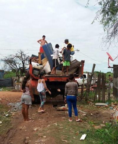 Más de 600 familias afectadas por inundaciones ya regresan a sus hogares, reporta SEN