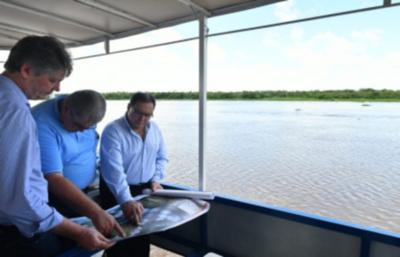 Gobierno Nacional  impulsa licitación del nuevo puente con inversión de US$ 75 millones