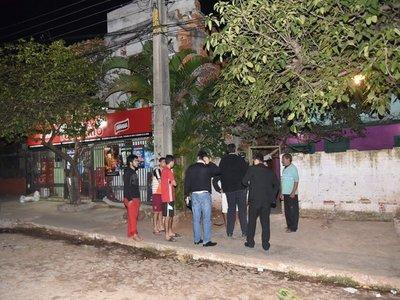 Ex funcionario del Consejo de la Magistratura es detenido por balear a una mujer