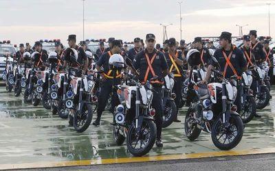 Policias saldrían de las calles para servir como guardias en oficinas de Copaco