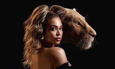 """Escuchá """"Spirit"""" la nueva canción de Beyoncé para el soundtrack de """"El Rey León"""""""