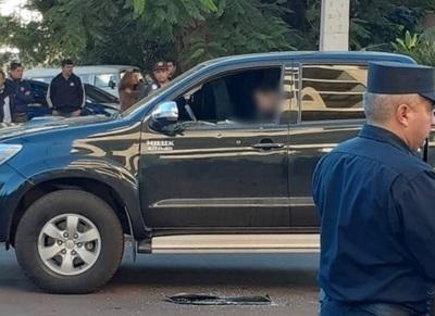 Revelan imágenes de asesinato de agrónomo en Pedro Juan