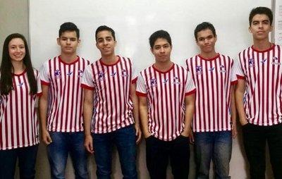 Yacyreta costeará gastos de jóvenes paraguayos que participaran en olimpiadas de matemáticas en el Reino Unido