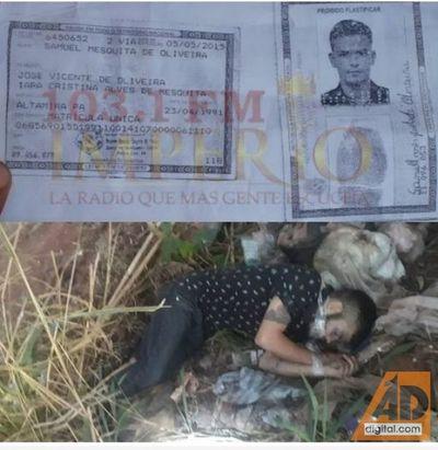 Identifican cadáver hallado maniatado en la colonia República