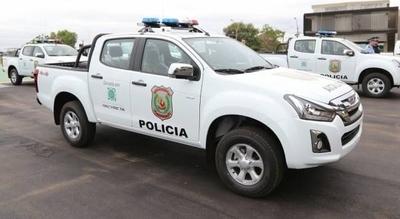 HOY / Paraguay necesita 60.000 policías y solo tiene 24.000, según Villamayor